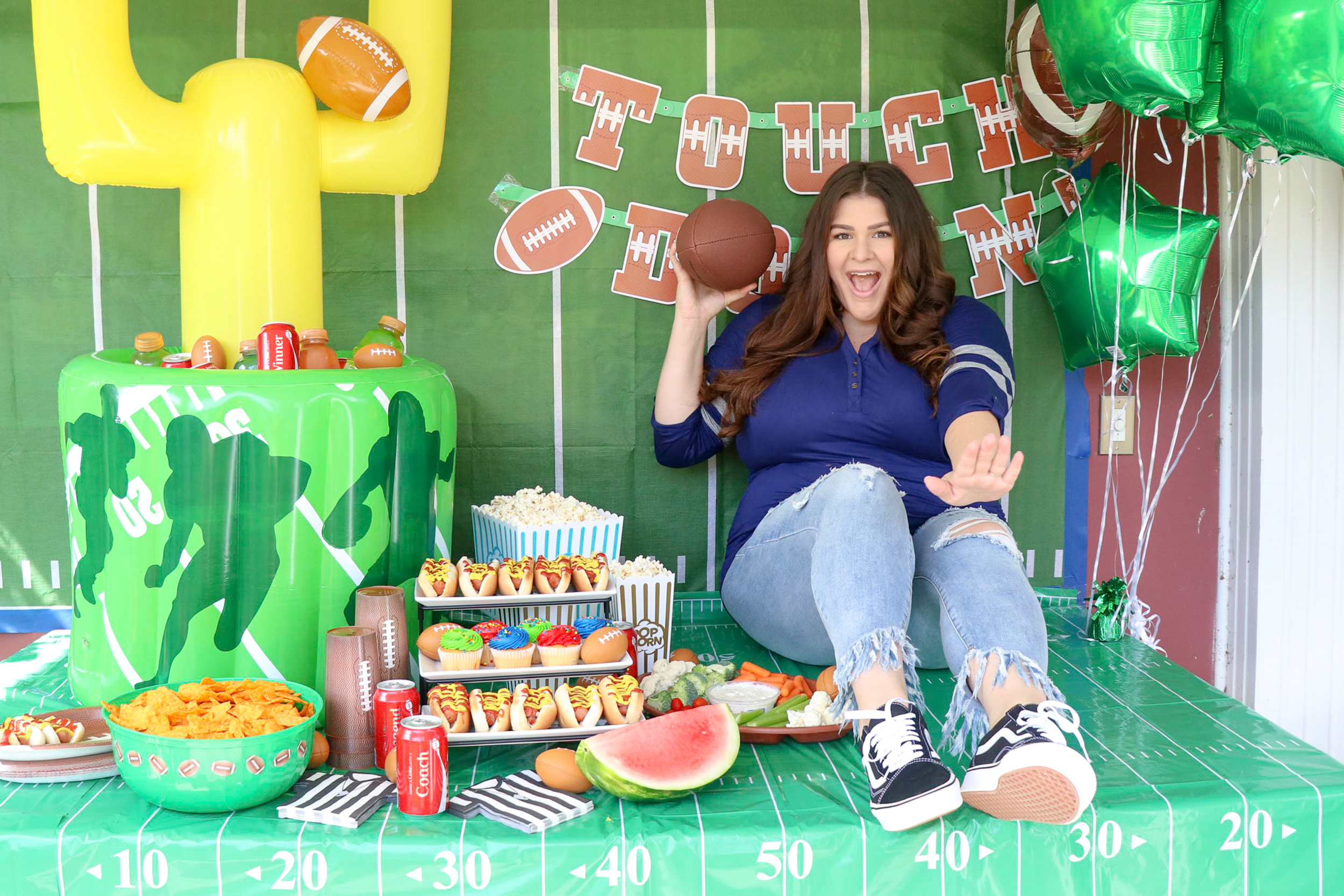 Throw An Epic Game Day Party