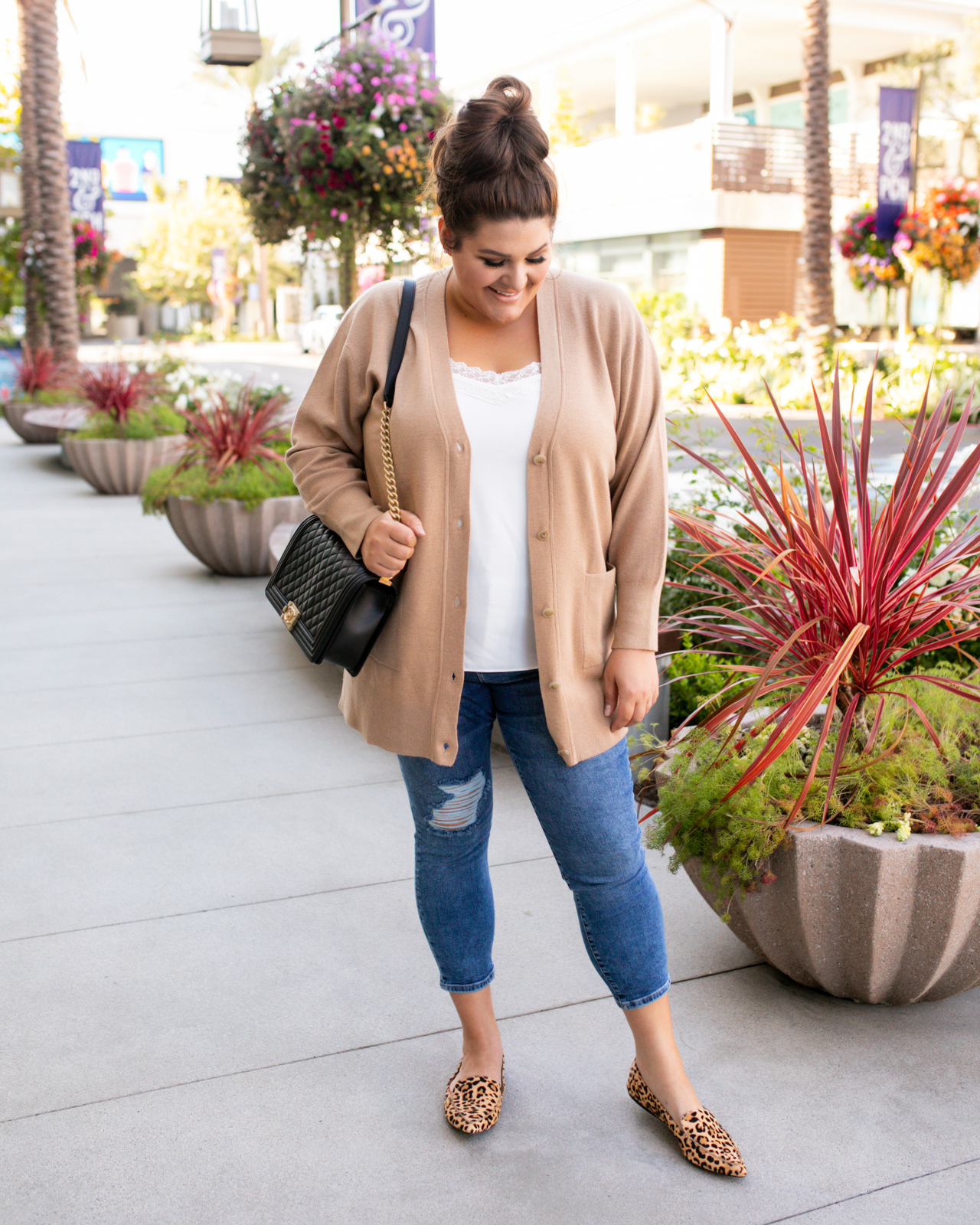 Plus Size Nordstrom Sale Outfit Fall
