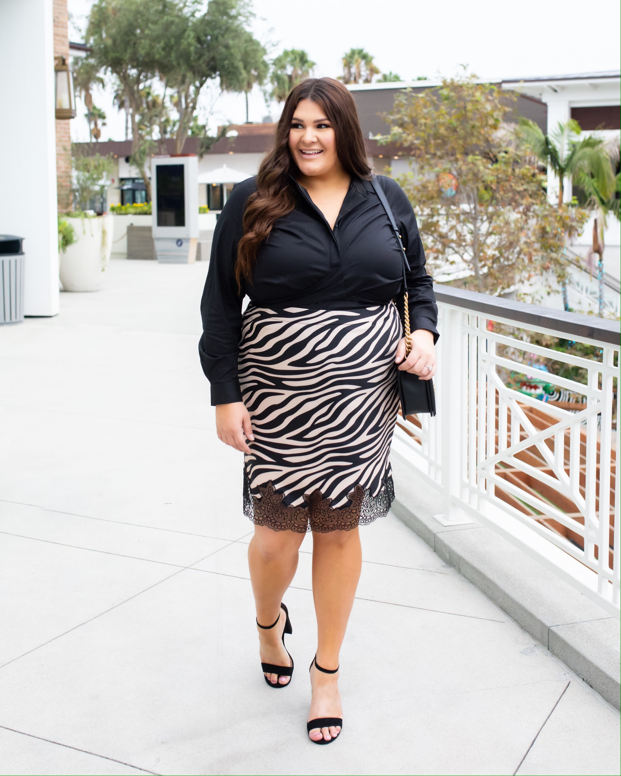 plus size workwear outift