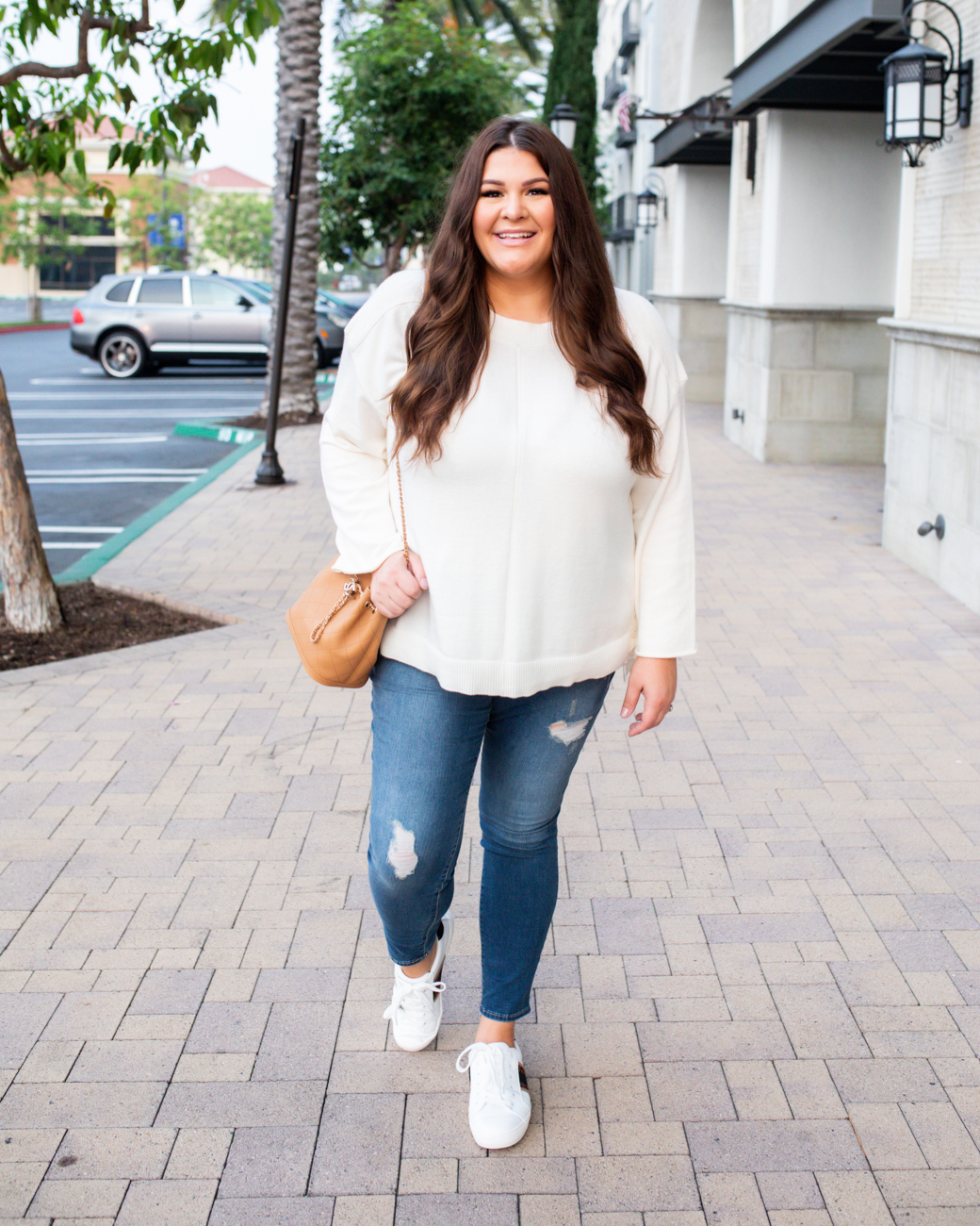 plus size affordable fall fashion jeans