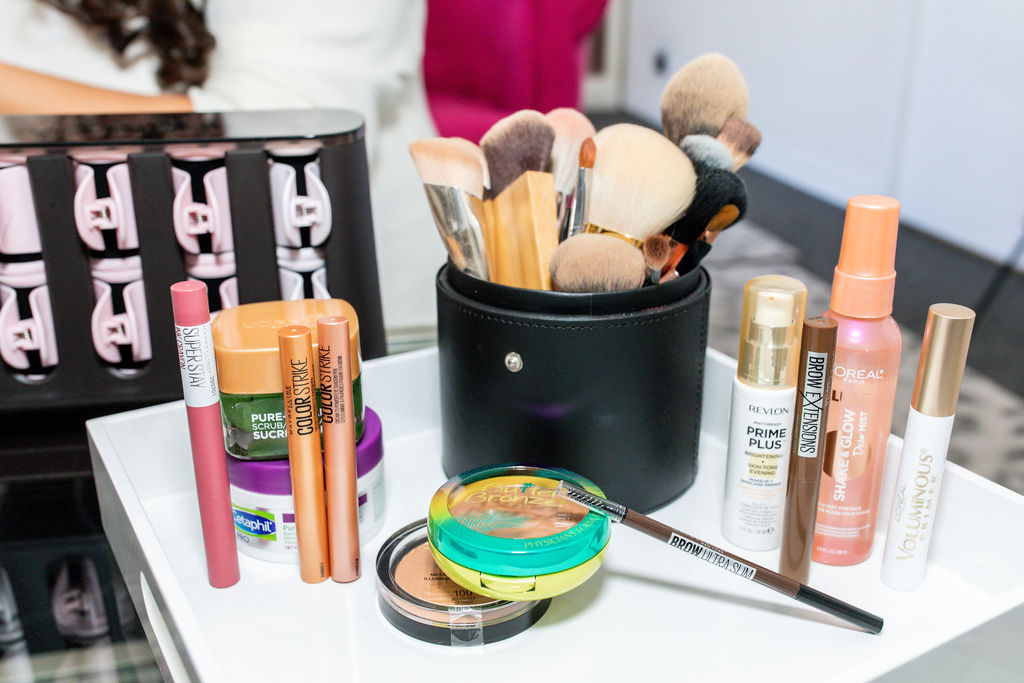 Best drugstore beauty products makeup